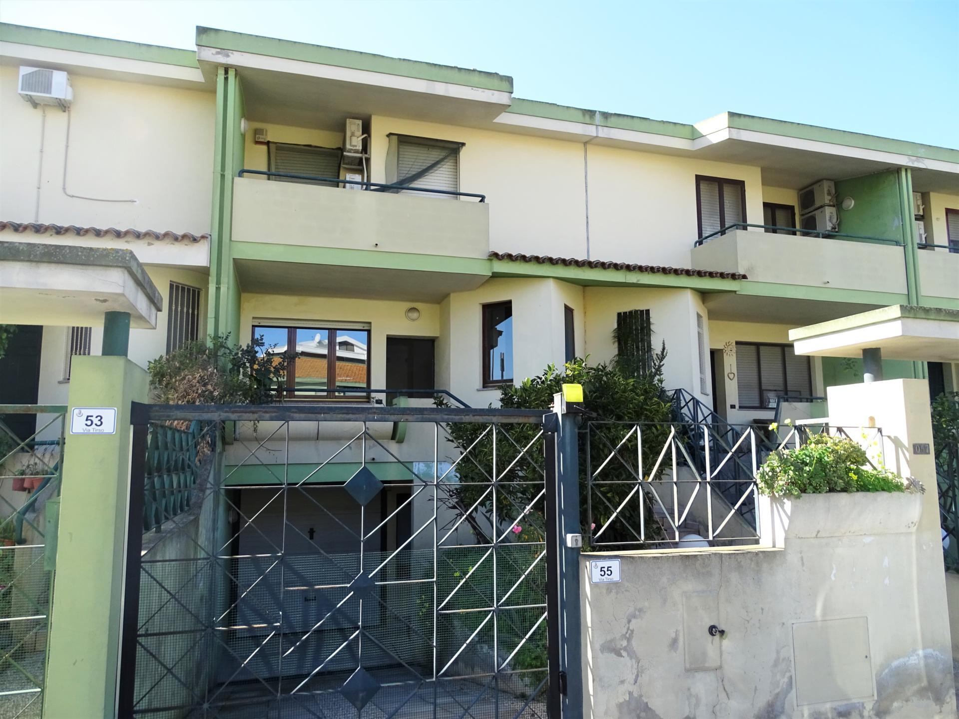 Via Tirso – Villa a schiera