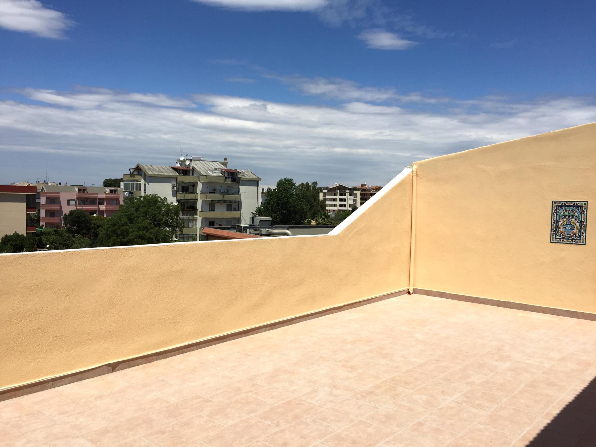 Attico con 70 m² di Terrazze a livello