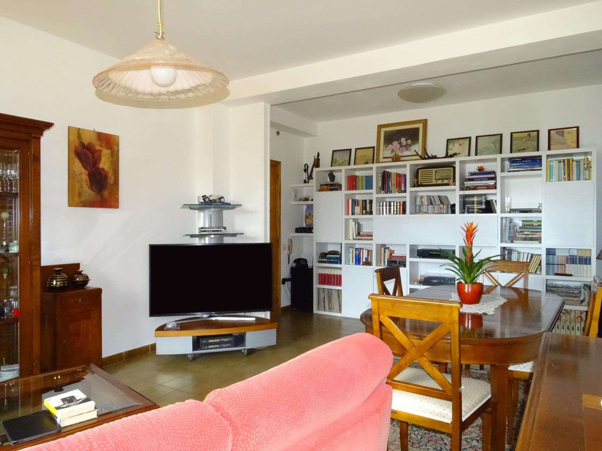 Appartamento al secondo piano di 97 mq